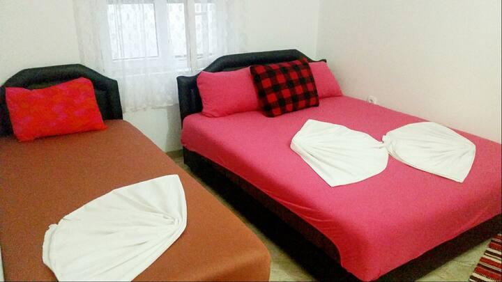 Cozy Quartable Apartment close to beach