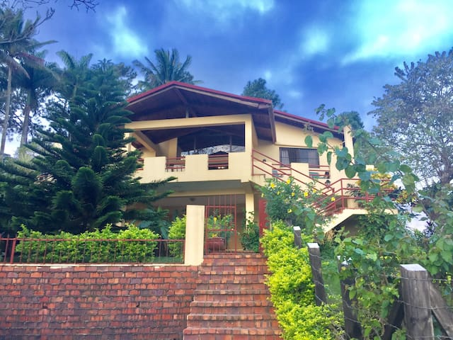 Villa Las Nubes, El Cupey Puerto Plata