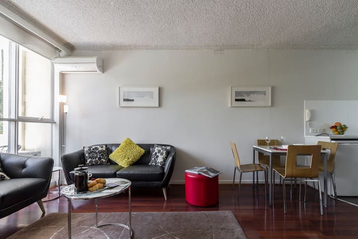 Chic 2BR on Acland*cafe/beach/trams