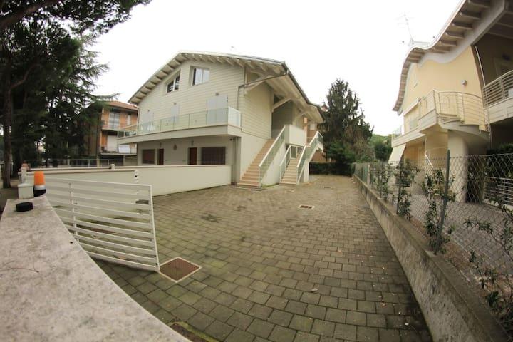 Villa Milano Marittima - Cervia - Apartmen