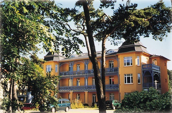 Ferienappartment in Strandnähe