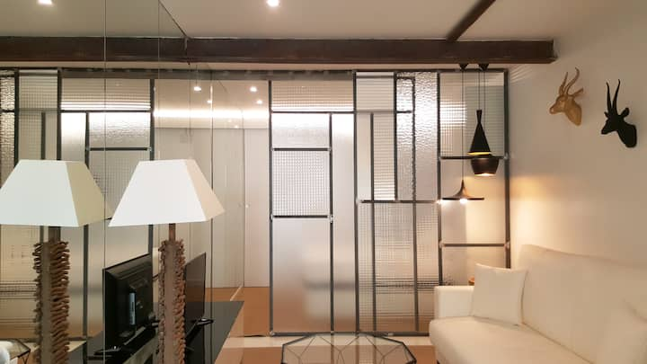 Newly refurbished design loft CHUECA 2IZQ