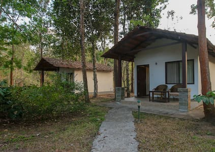M4 Cottages Amidst Mudumalai Forest(3 Meals Incl.)