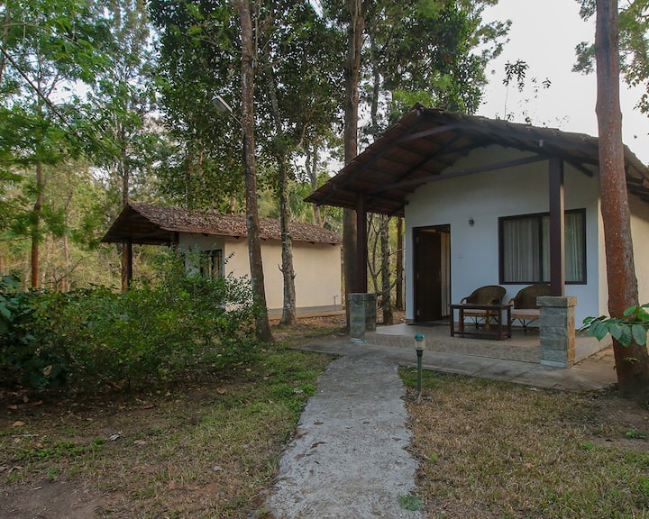 M4 - Cottages Amidst Mudumalai Forest(Food Incl.)