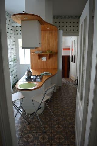 Appartement 75m2 avec jardin - Liège - Wohnung