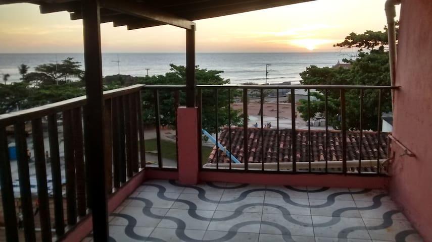 Apart com varanda no Rio Vermelho - Salvador - Daire