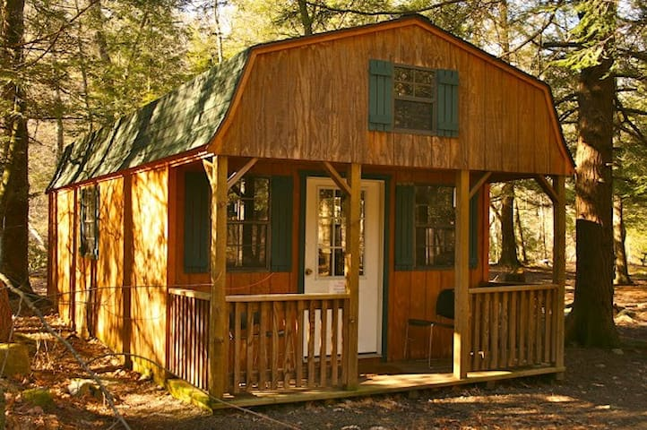 Cabin F at Abrams Creek