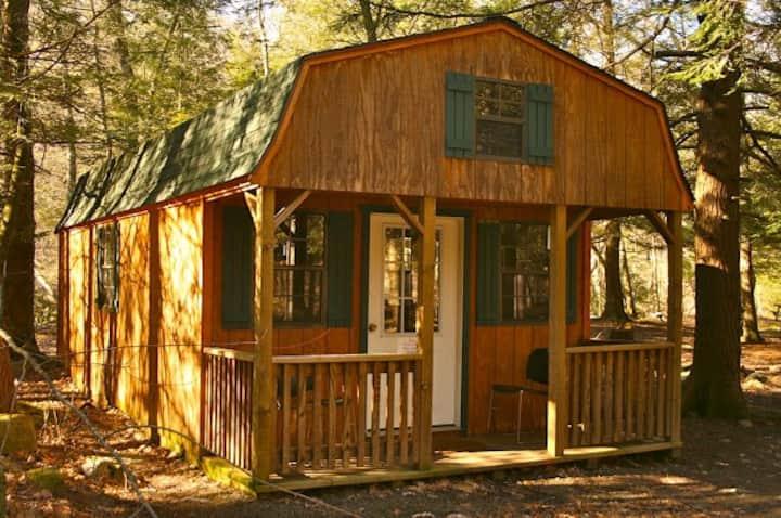 Cabin F at Abrams Creek