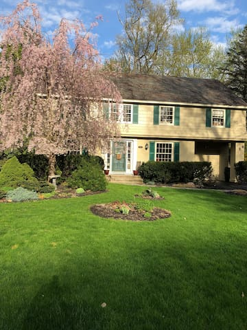 CHARMING LARGE COLONIAL HOME, WONDEROUS LOCATION!