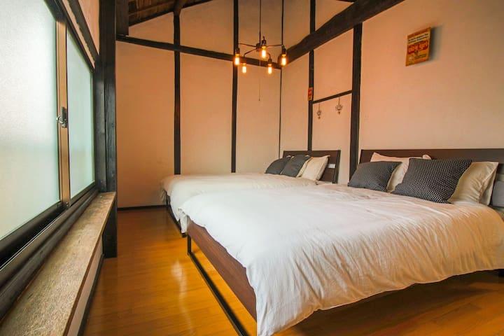 traditional style Ryokan [On da Lab.] - sun room