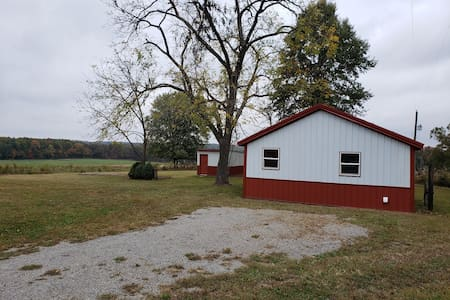 Country Cottage in the Shawnee