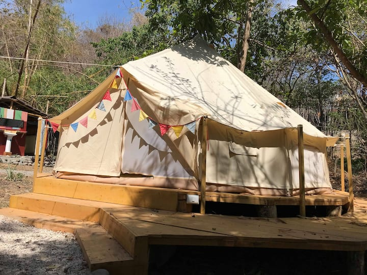 Crusoes Glamping Suite