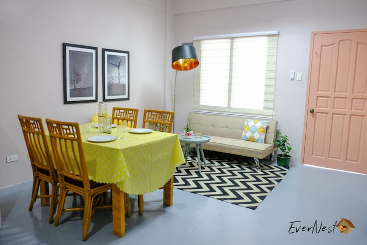 A102 Colorful, Funky n Hip Apartments.