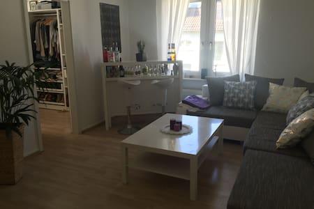 Schönes Zimmer in Witten Zentrum - 威腾(Witten) - 公寓