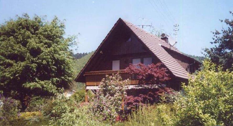Schwarzwald villa a settimane - Gutach (Schwarzwaldbahn) - 別荘