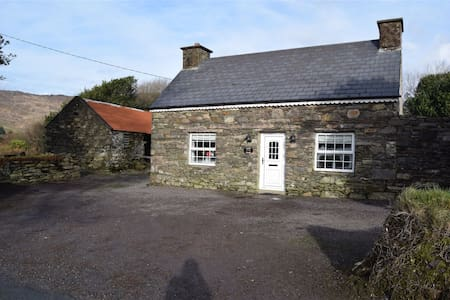 Annie's Cottage - Ring of Kerry Sneem/Castlecove 2 Bed - Sleeps 4 - Sneem - Дом
