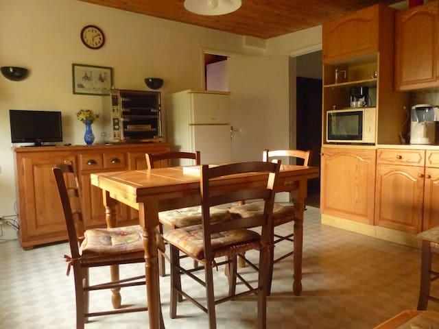 LOCATION AU COEUR DU SIDOBRE - Brassac - Pis