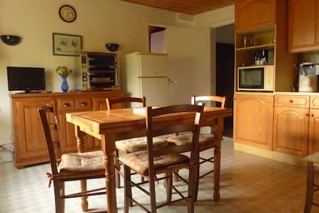 LOCATION AU COEUR DU SIDOBRE - Brassac - Apartamento