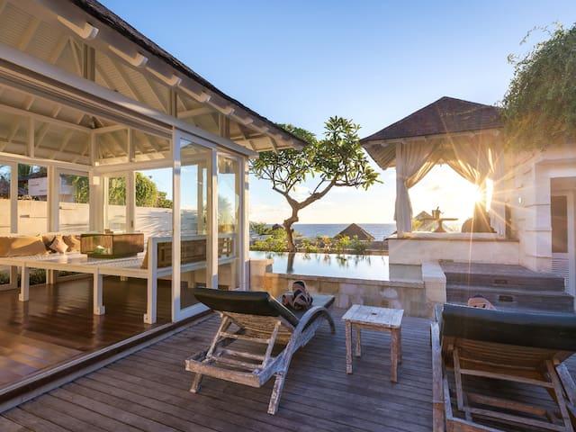 The Chand's Tiga - 1BR Beachfront Haven