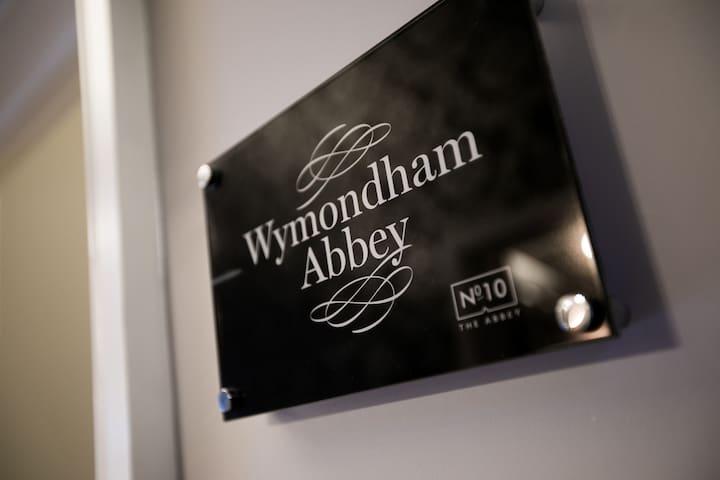 Wymondham Abbey · Stay next door to Wymondham Abbey!