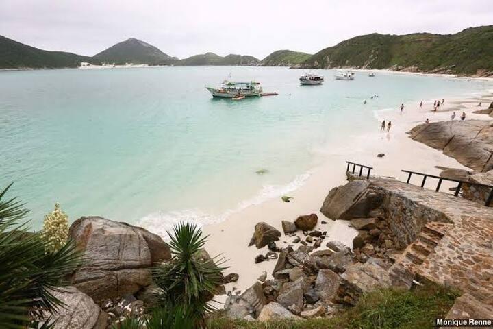 Aconchego no Caribe Brasileiro