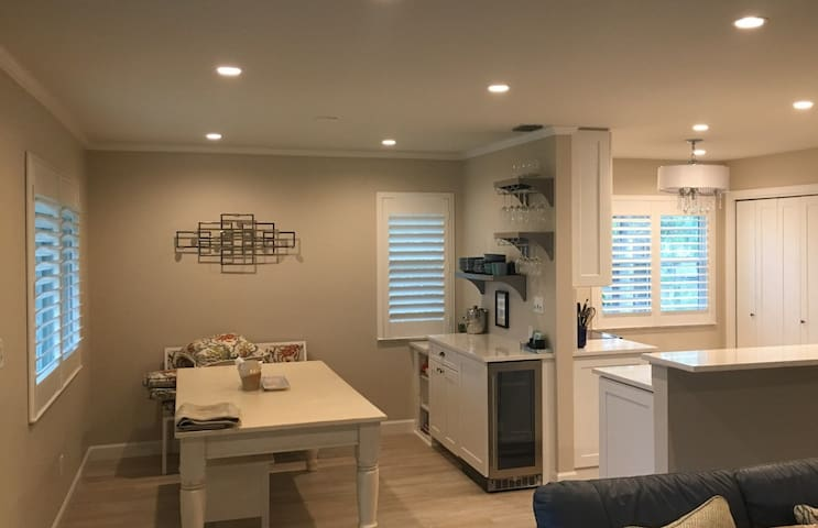 New shutters added throughout the unit for ultimate in privacy!