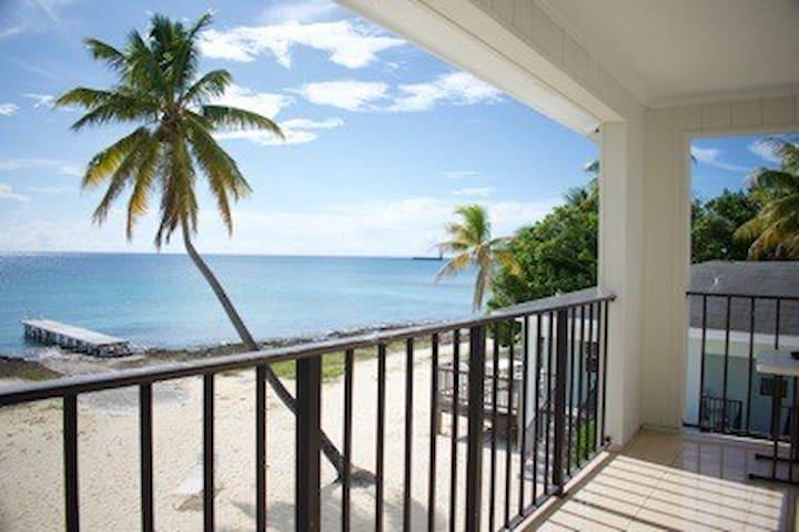 Ocean View Suite (2 Bed) - upstairs