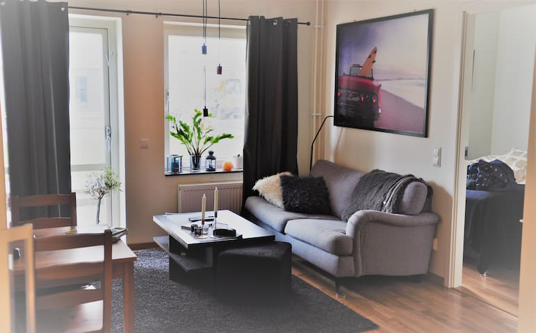 Nyproducerad 2a, 39 kvm - Gustavsbergs hamn - Gustavsberg - Wohnung