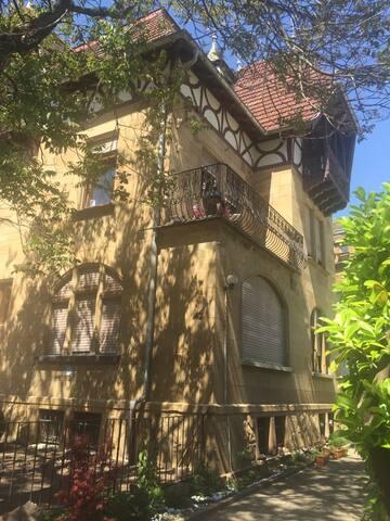 Villa Eckert Dachgeschosswohnung