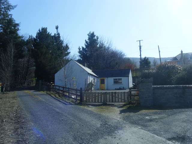 Tain Traditional Irish Cottage