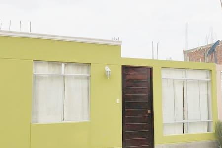 Casa Independiente y Acogedora