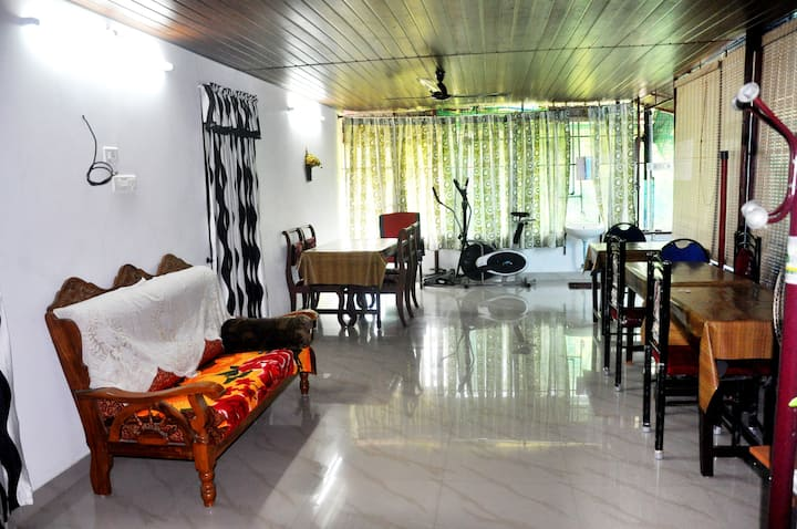 Enjoy your stay with Honolulu Home in Fort Kochi