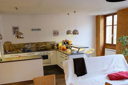 Chambre dans appartement 10 min de Bellecour - Lyon-3E-Arrondissement