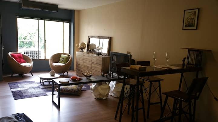 Mountain View (Suthep) Apartment near CMU & Nimman