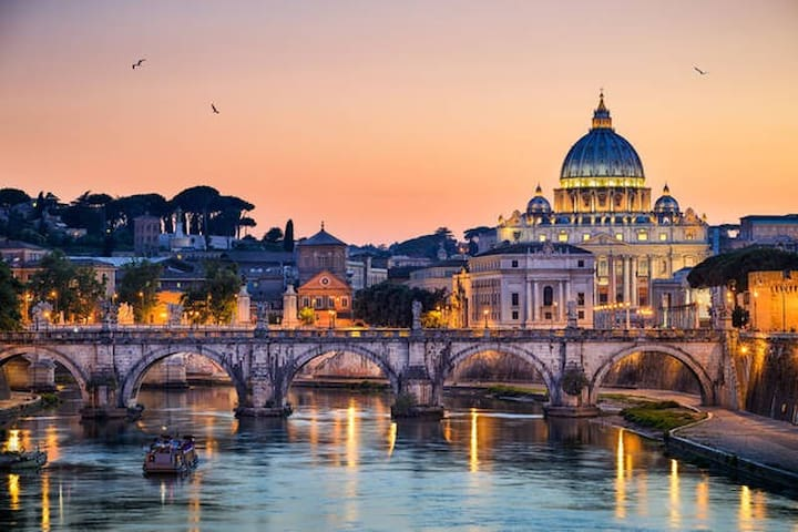 Roma-Holiday for you - Roma - Flat