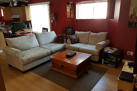 Cozy 1 bedroom condo quiet area - pierrefonds - Apartment