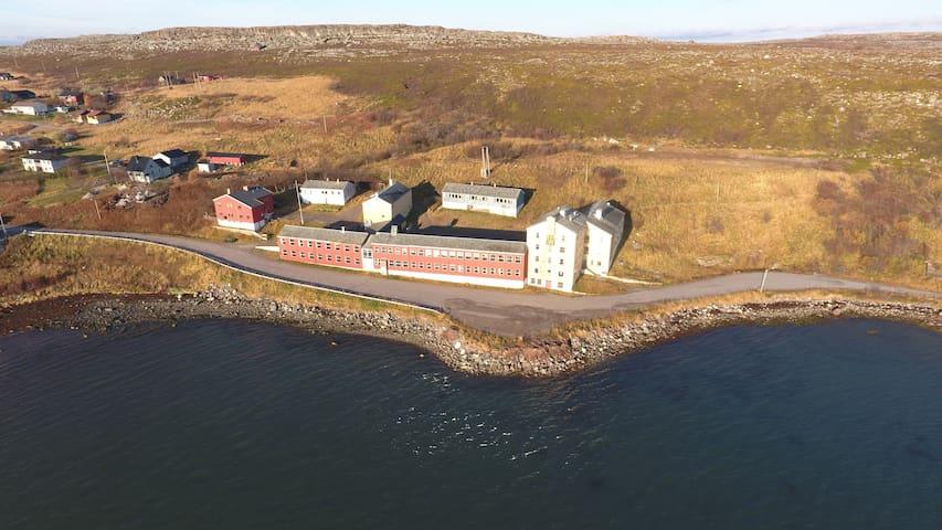 Karlebotn apartment - Arctic sami Adventure as