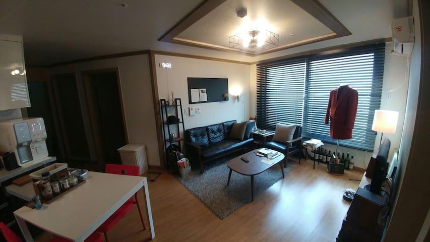 [John's House] Cozy Studio near Dongdaemun market - Seongbuk-gu - Pis