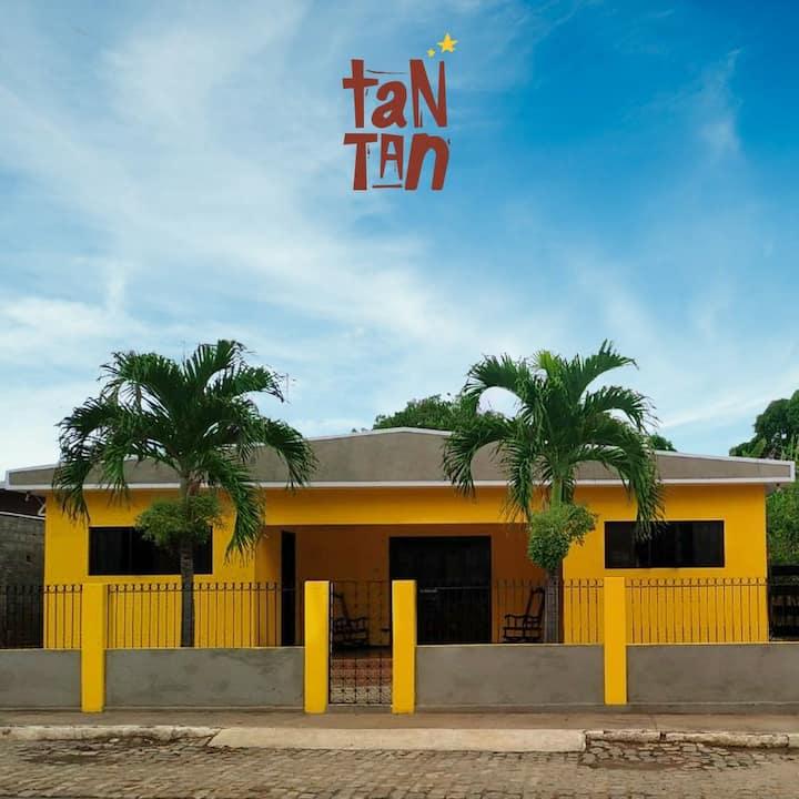 Tantan | Quarto Pé de Serra | QuartoTriplo
