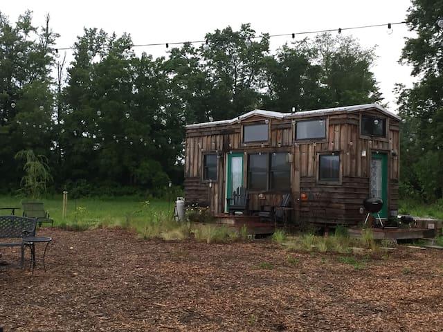 Tiny House on Just Ripe Farm