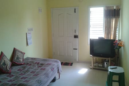 Flat in Electronics City with  Primary Amenities - Bangalore