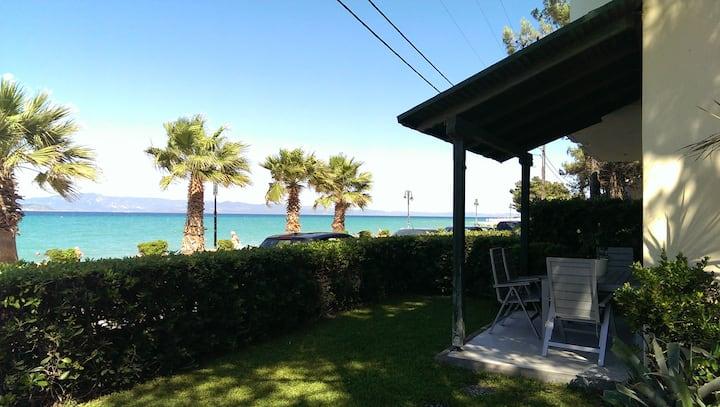 Beachfront Lux House,Villa Sofias