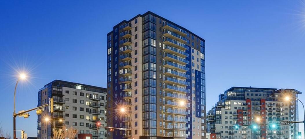 Luxury Modern Apartment in SW Edmonton