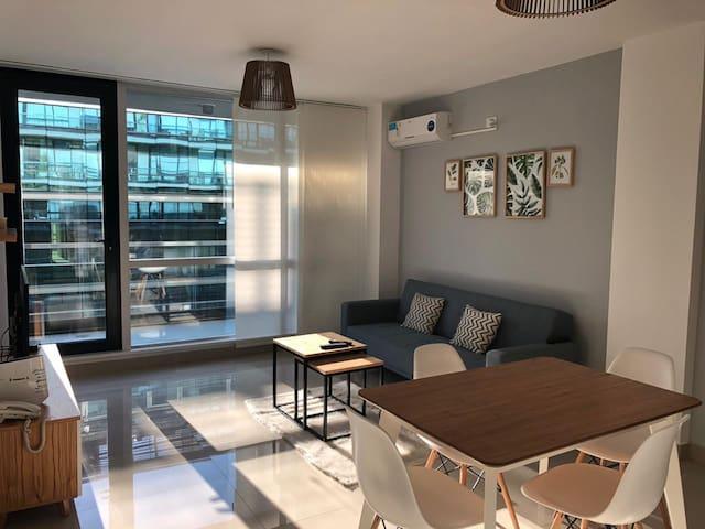 EXCELENT Confortable Departamento en Puerto Madero