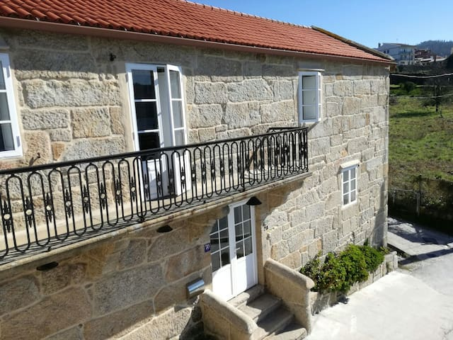 Casa rustica - Aldán