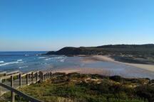Praia da Amoreira   Amoreira beach