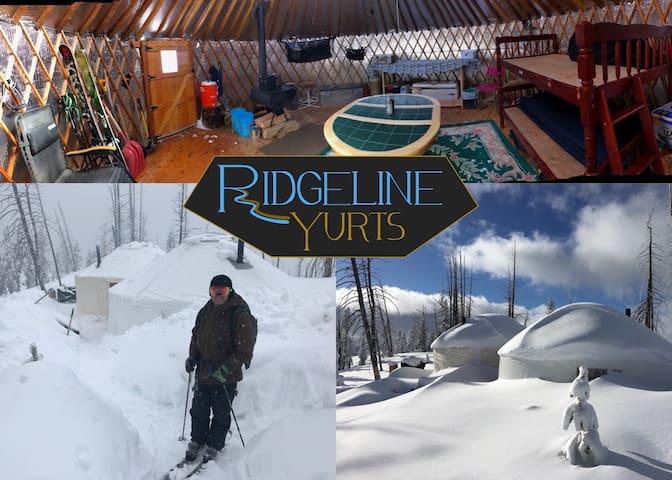 Ridgeline Yurts