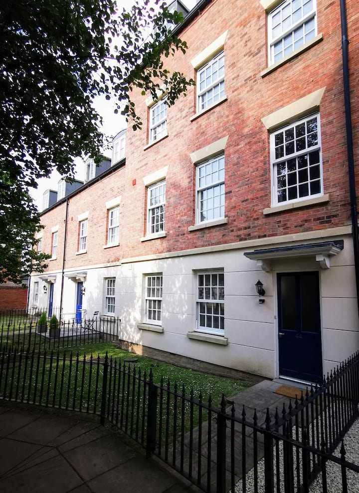 2 bedroom apartment - Shrewsbury town centre