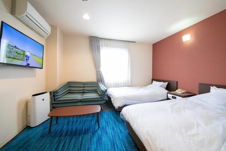 Hotel NagisaTwin Room - Smoking