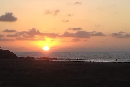 Proche de la plage Tenutella  pour 2/3 personnes